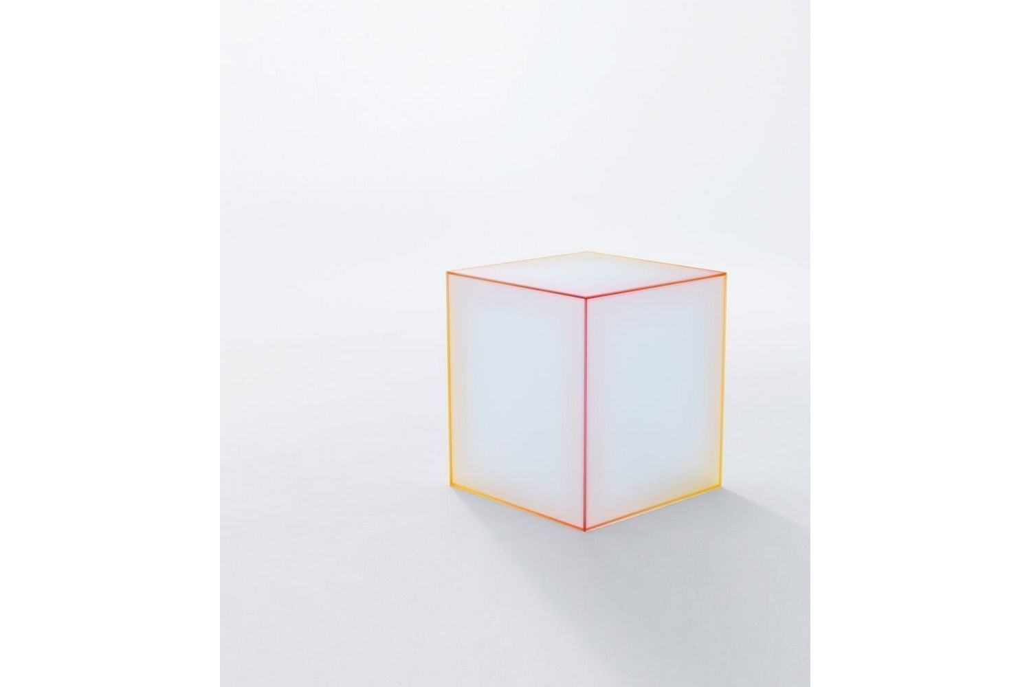 Soft Coffee Table by Nendo for Glas Italia