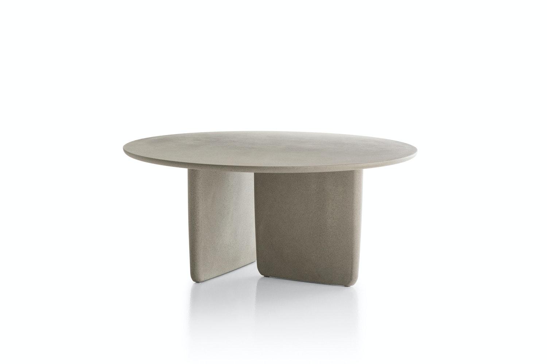 Tobi-Ishi Outdoor Table by Edward Barber & Jay Osgerby for B&B Italia