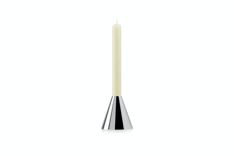 A Candleholder - Aluminium by Minimalux