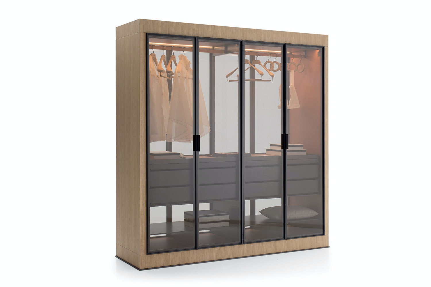Eracle Wardrobe by Antonio Citterio for Maxalto