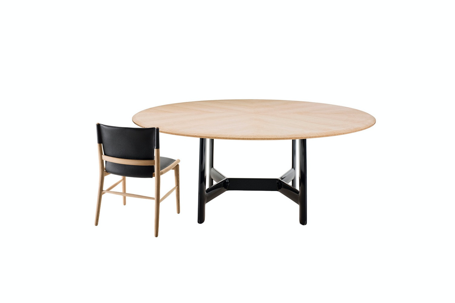 Alex Table by Antonio Citterio for B&B Italia