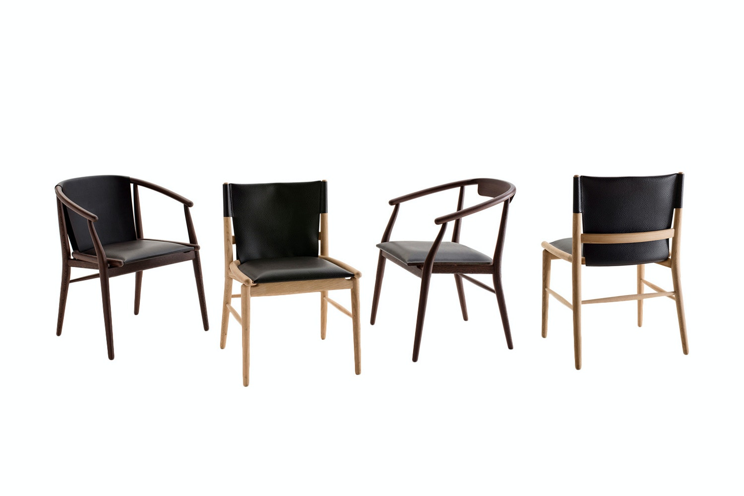 Jens Chair by Antonio Citterio for B&B Italia