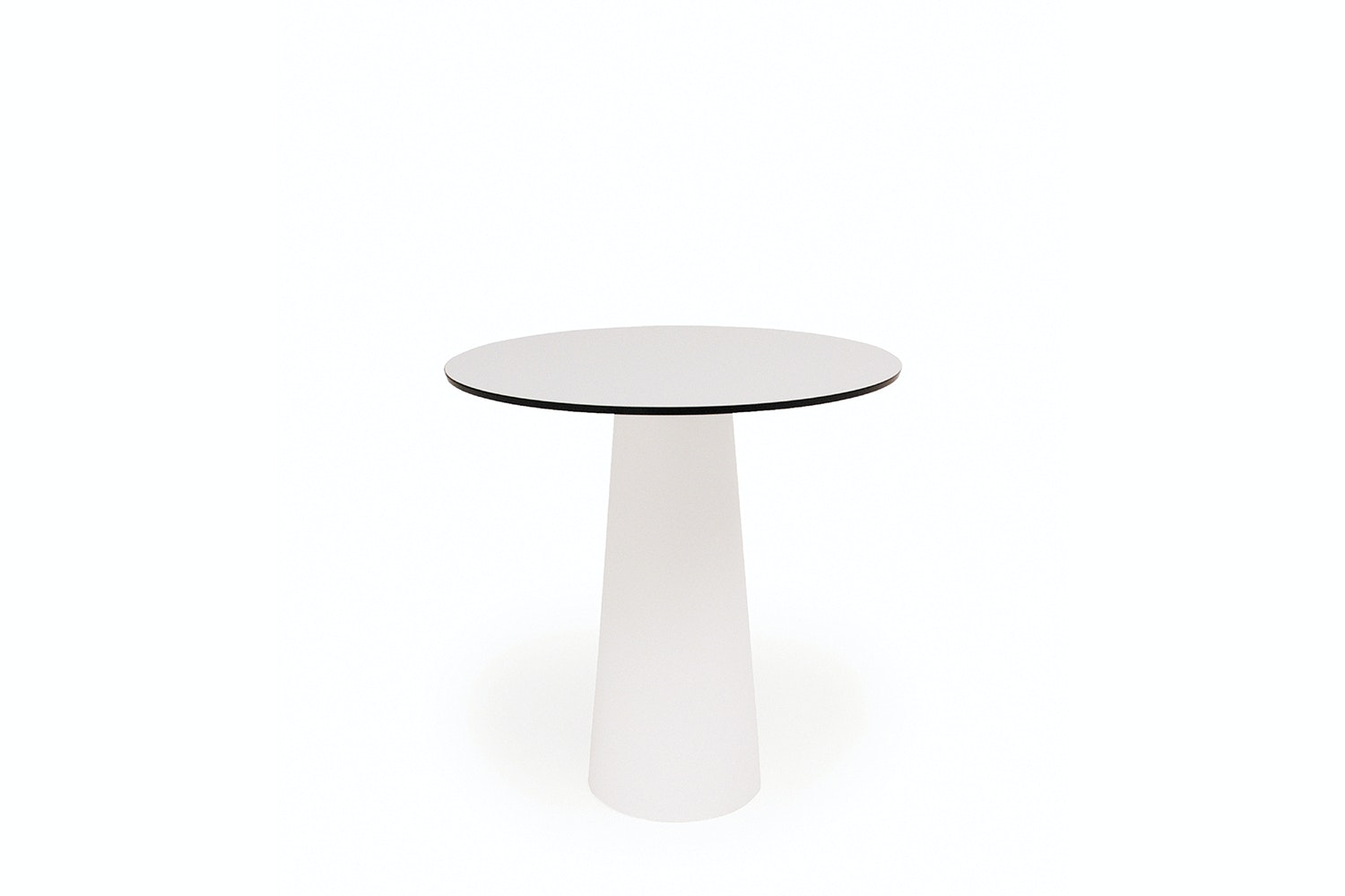 Container Table HPL Round 90cm by Marcel Wanders for Moooi