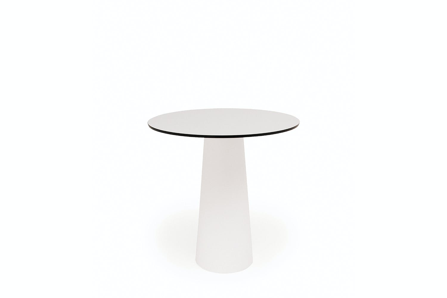 Container Tafel Moooi : Container table hpl round 90cm by marcel wanders for moooi space