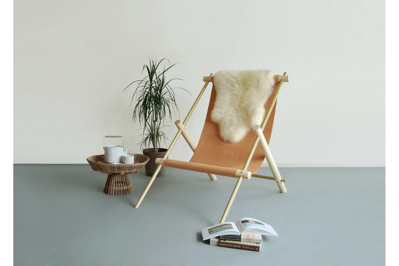 Ovis Lounge Chair by Ladies & Gentlemen Studio