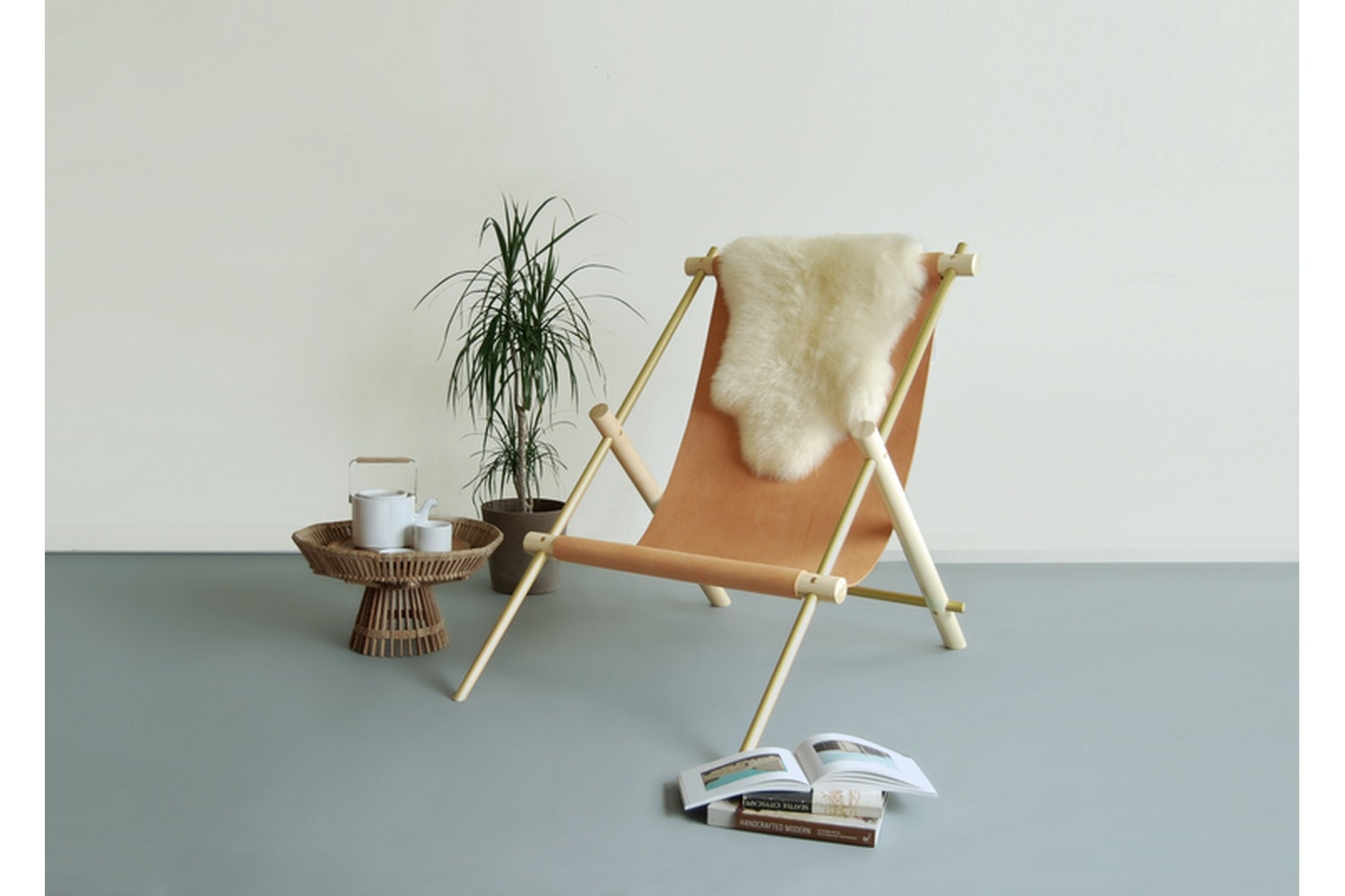 Ovis Lounge Chair by Ladies & Gentlemen Studio