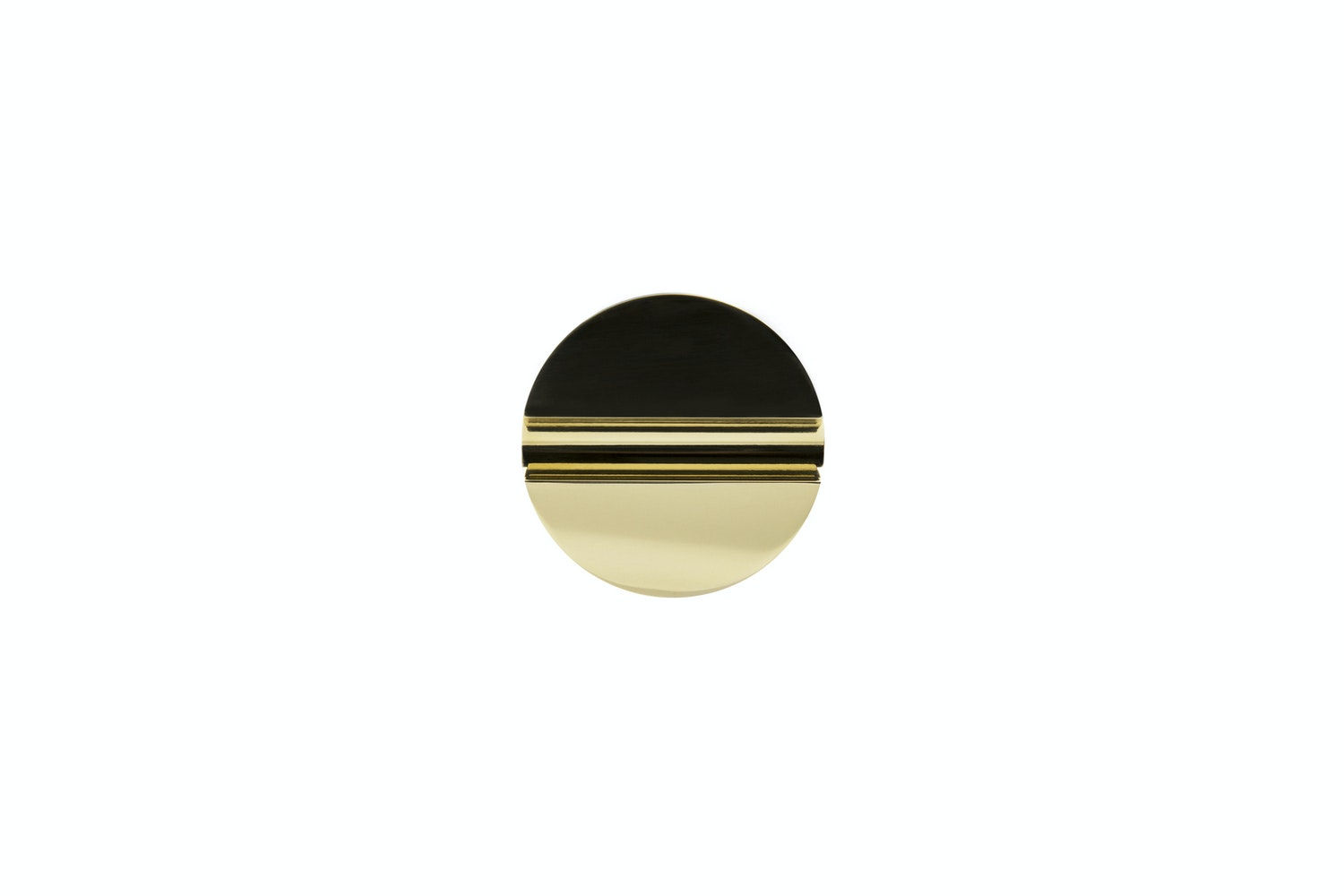 Pen Rest - Polished Brass by Minimalux