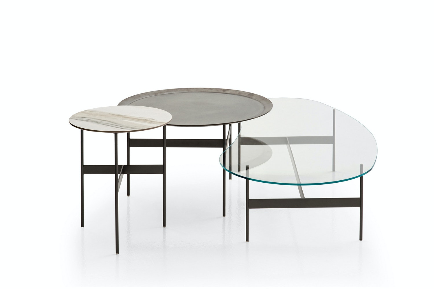 Formiche Coffee Table by Piero Lissoni for B&B Italia