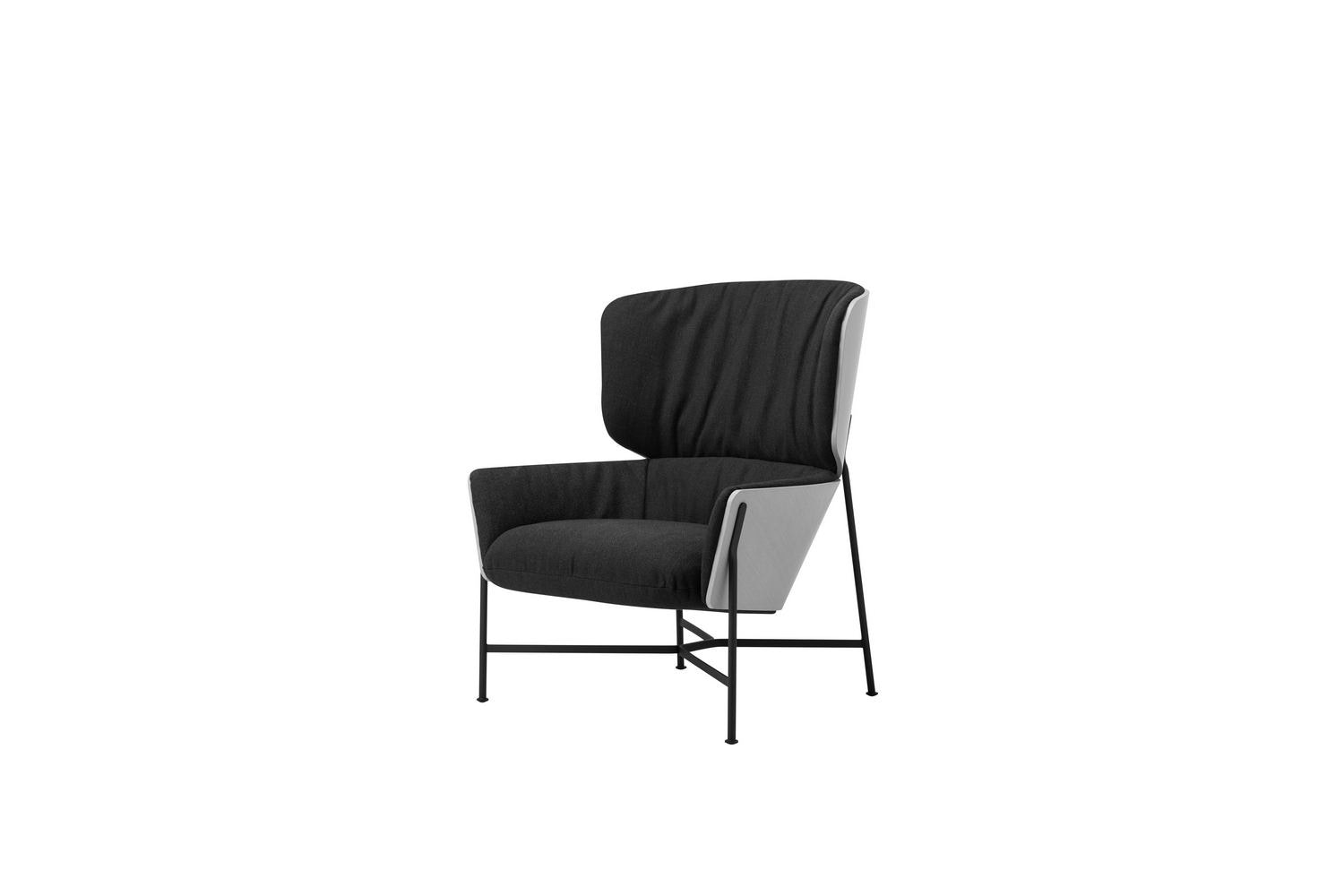 Caristo High Back Armchair by Tim Rundle for SP01