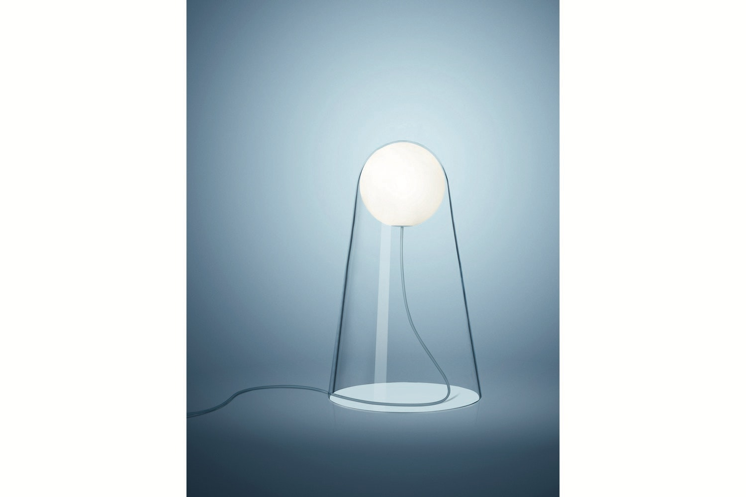 Satellight LED Touch Dimmer Table Lamp by Eugeni Quitllet for Foscarini