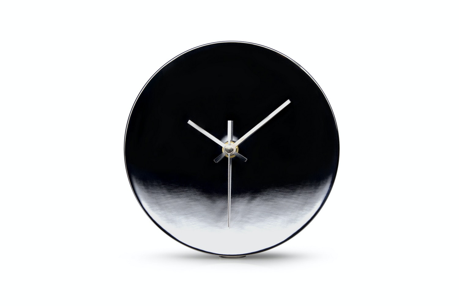 Clock - Chrome Plated by Minimalux