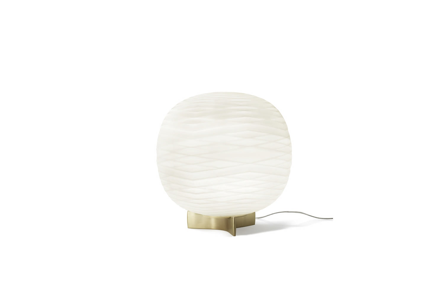 Gem Dimmer Table Lamp by Ludovica & Roberto Palomba for Foscarini