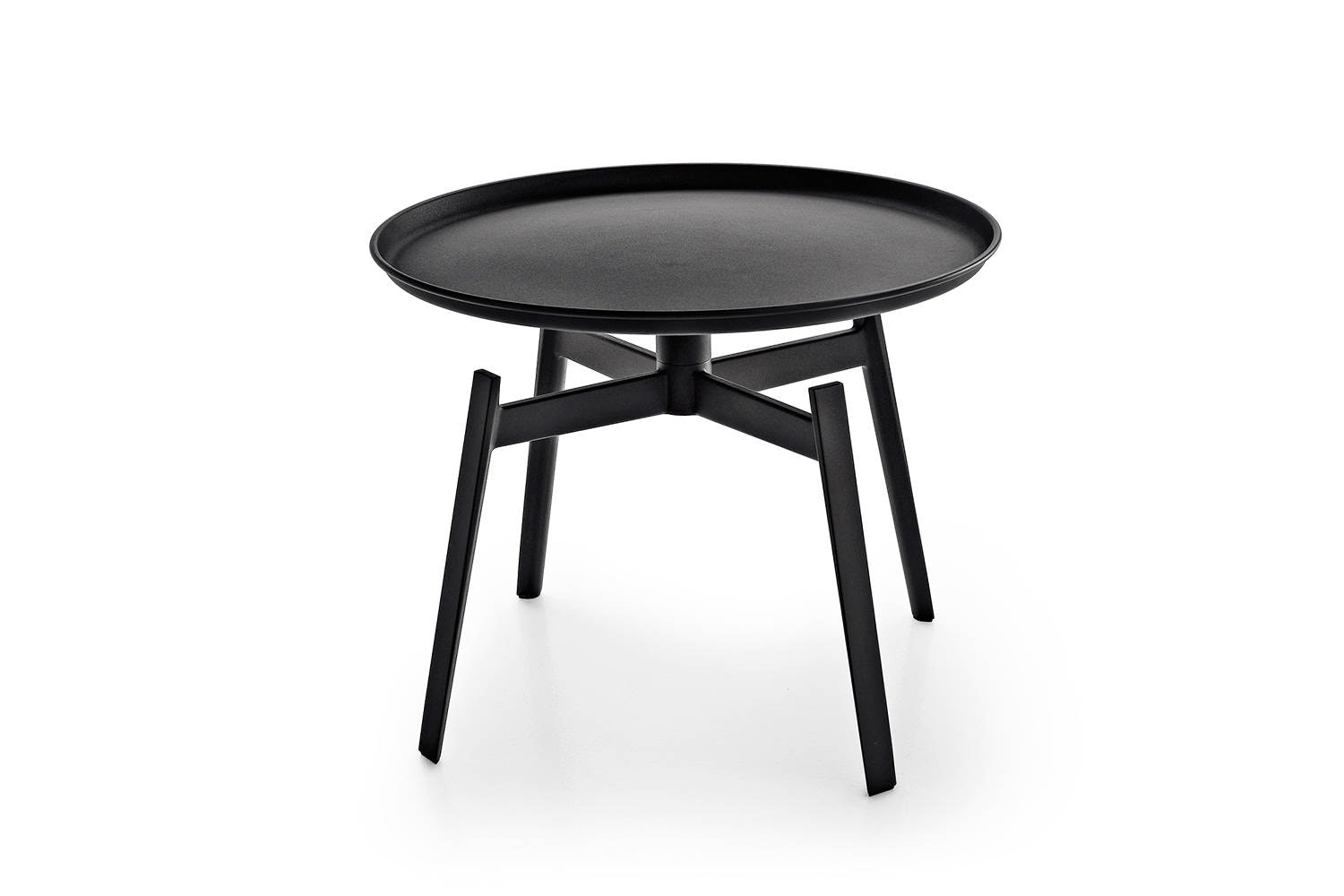 Husk Outdoor Small Table by Patricia Urquiola for B&B Italia