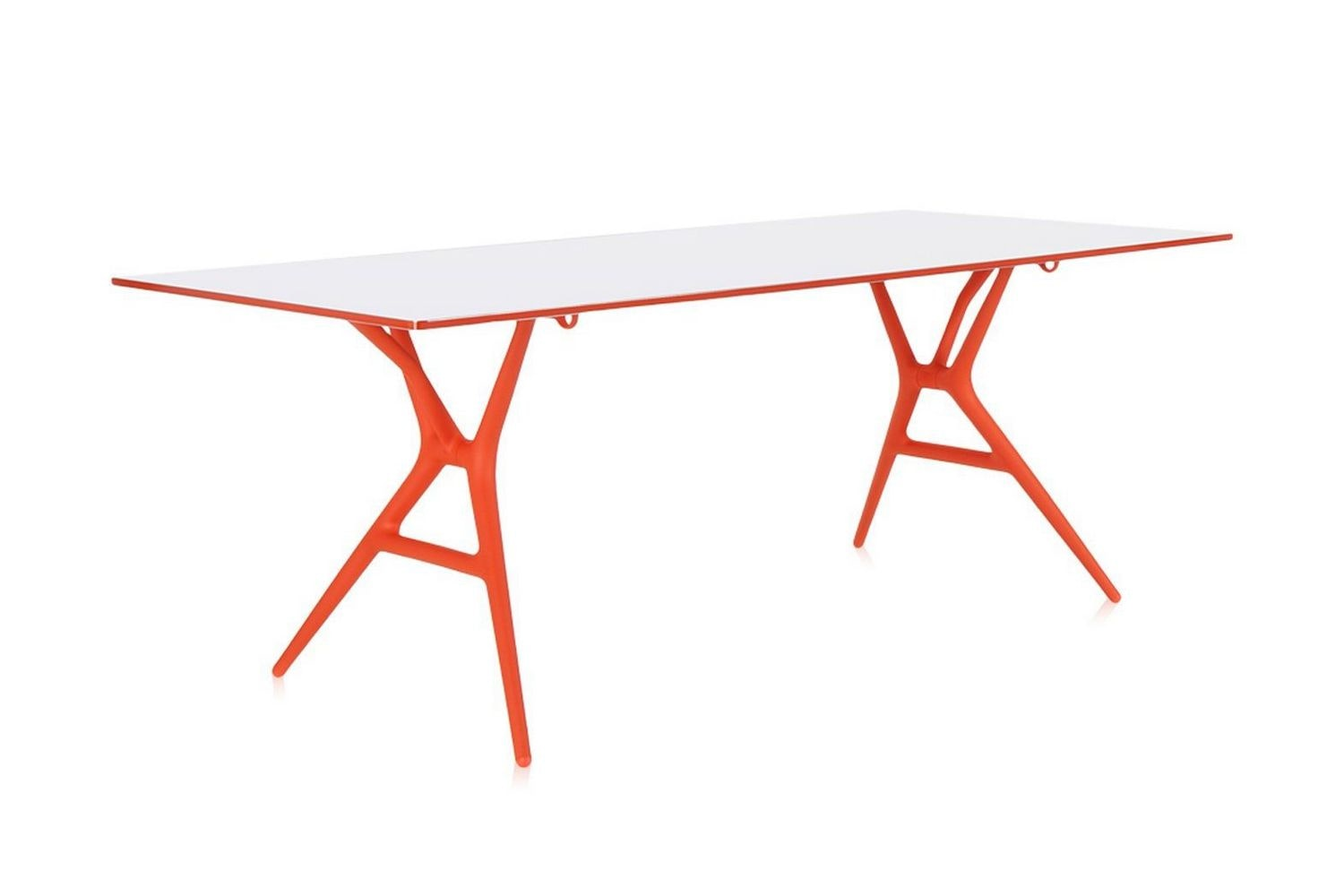 Spoon Table Large by Antonio Citterio with Toan Nguyen for Kartell