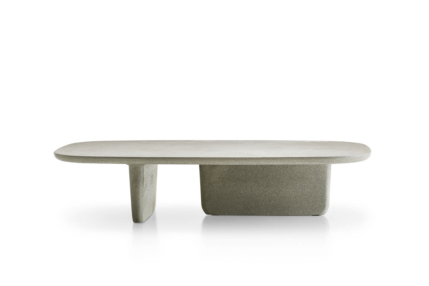 Tobi-Ishi Outdoor Coffee Table by Edward Barber & Jay Osgerby