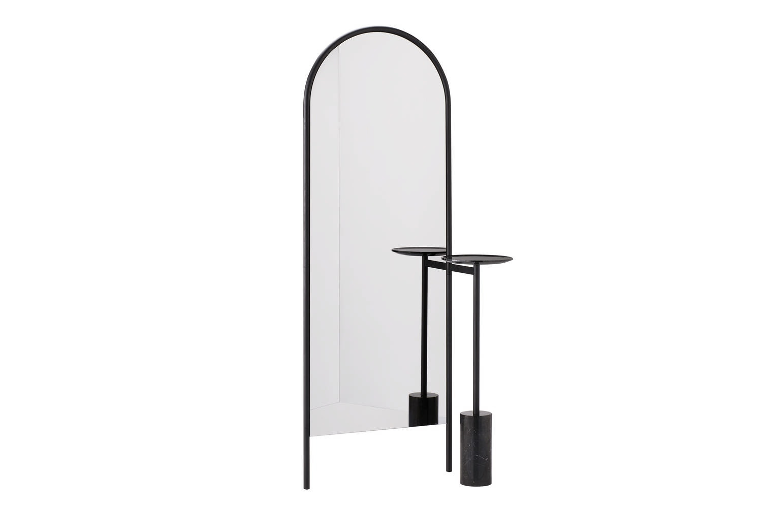 Michelle Floor Mirror by Tim Rundle for SP01