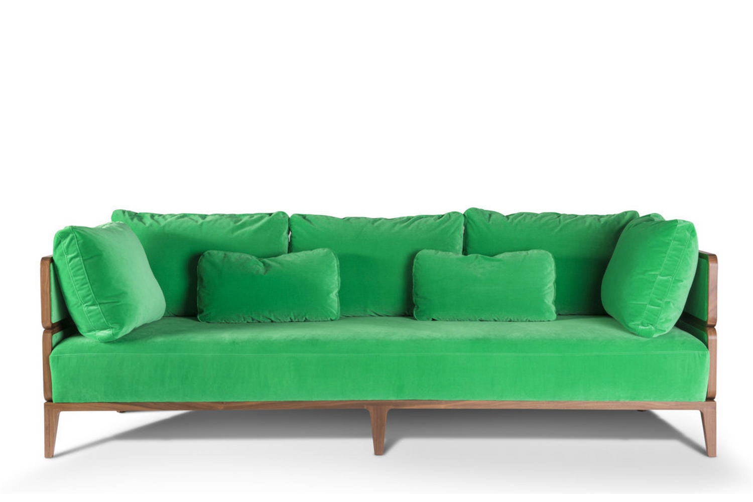 Promenade Sofa by Philippe Nigro for Gebruder Thonet Vienna GmbH