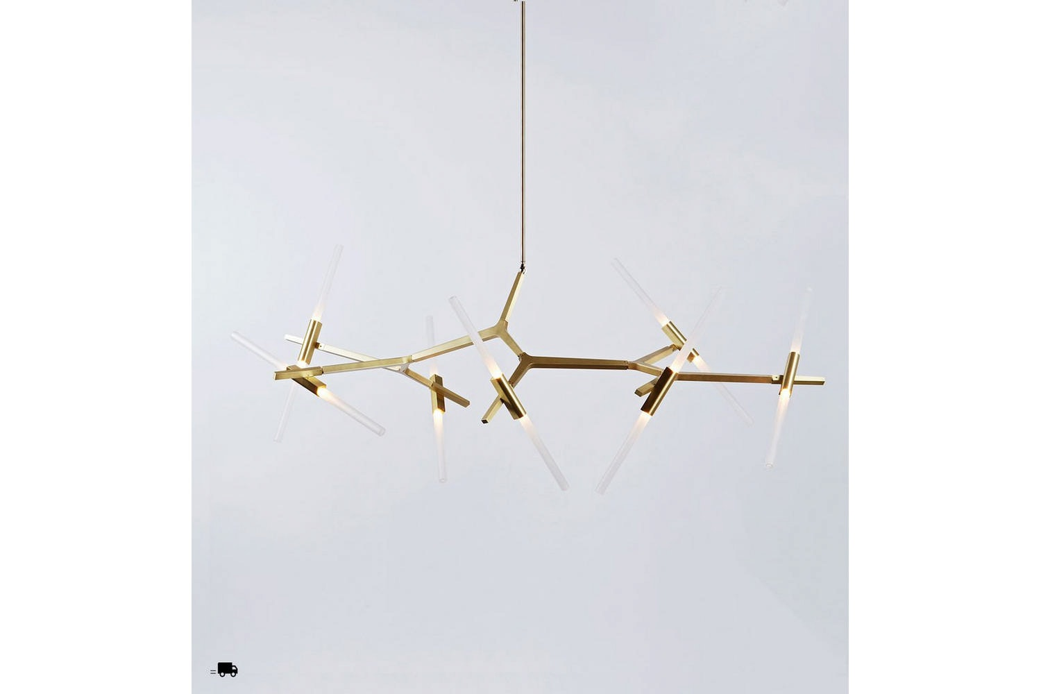 Agnes Chandelier - 14 Lights by Lindsey Adams Adelman for Roll & Hill