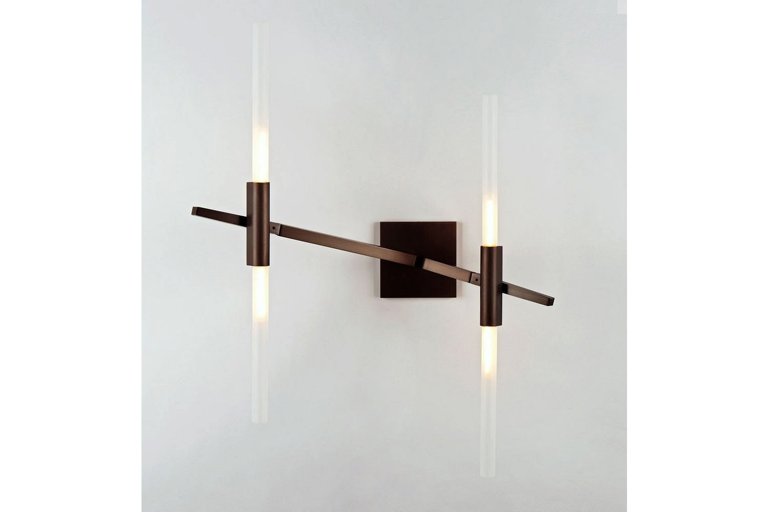 Agnes Sconce - 4 Lights Wall Lamp by Lindsey Adams Adelman for Roll & Hill