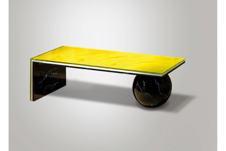 Acid Marble Coffee Table by Lee Broom
