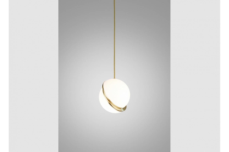 Mini Crescent Light by Lee Broom