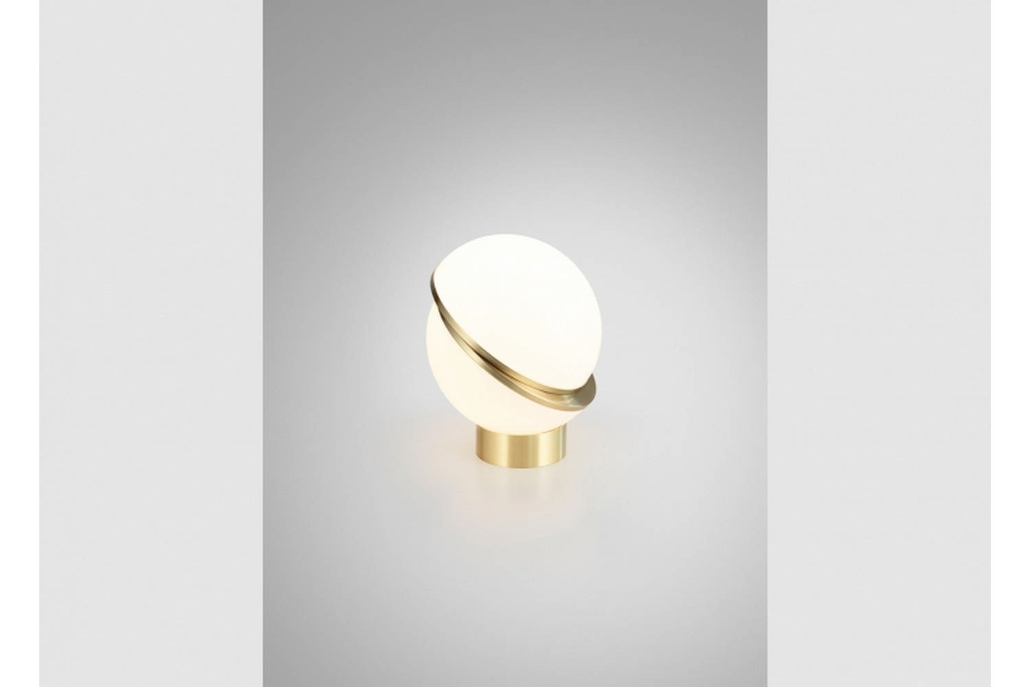 Mini Crescent Table Lamp by Lee Broom
