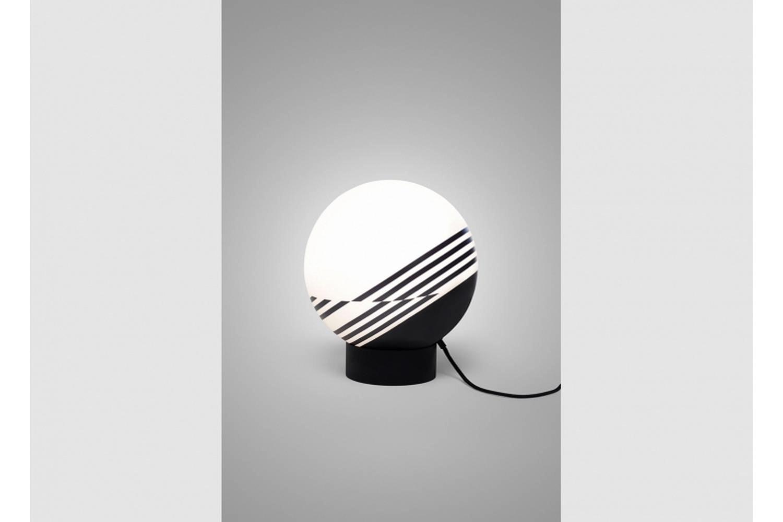 Optical Table Lamp by Lee Broom