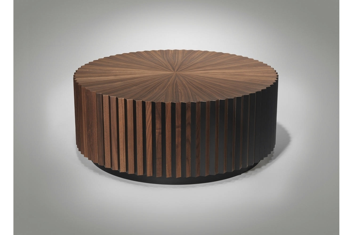 Shadow Coffee Table - Matte Black by Lee Broom