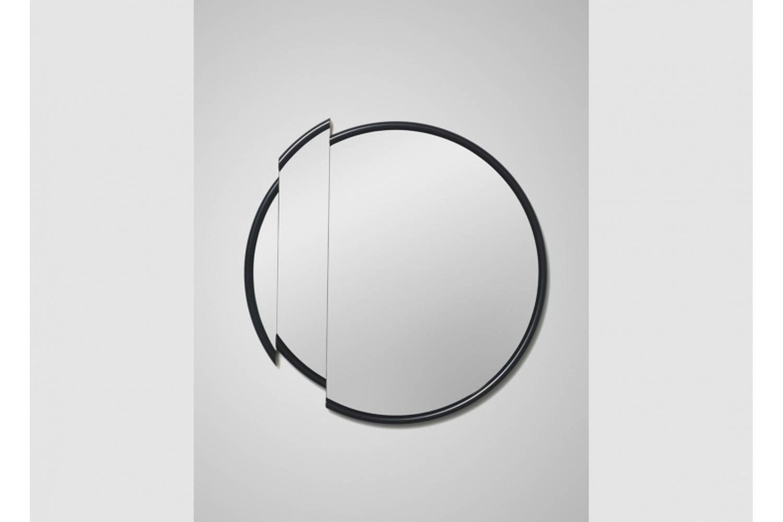 Split Mirror Round by Lee Broom