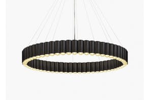 Carousel XL - Polished Gunmetal by Lee Broom