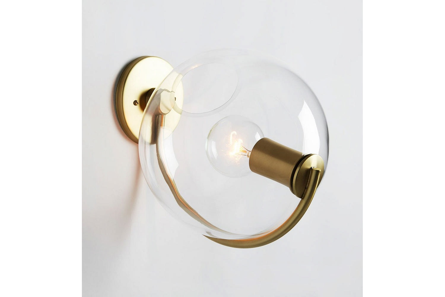 Fiddlehead Sconce by Jason Miller for Roll & Hill