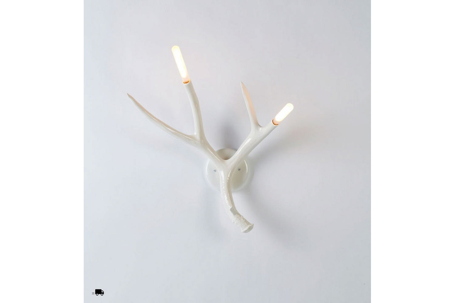 Superordinate Antler Sconce Wall Lamp by Jason Miller for Roll & Hill