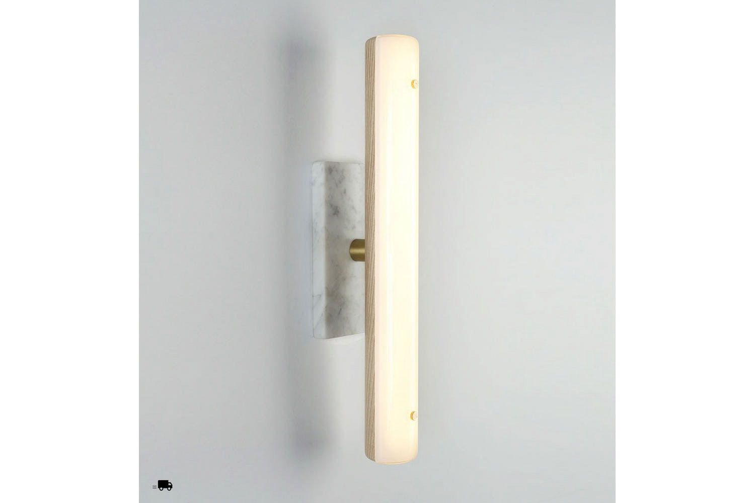 Counterweight Rectangle Sconce by Fort Standard for Roll & Hill