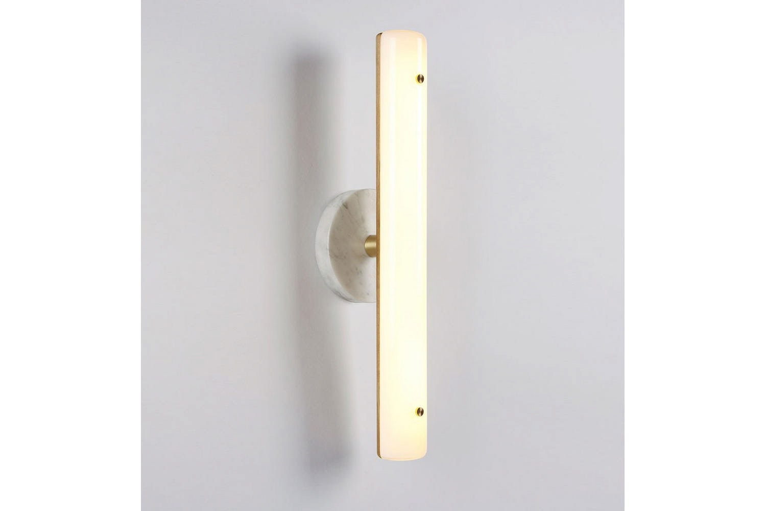 Counterweight Circle Sconce by Fort Standard for Roll & Hill