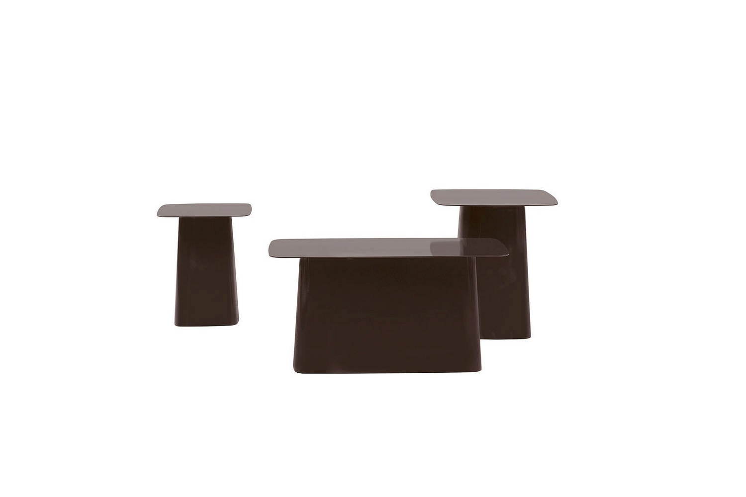 Metal Side Tables by Ronan & Erwan Bouroullec for Vitra