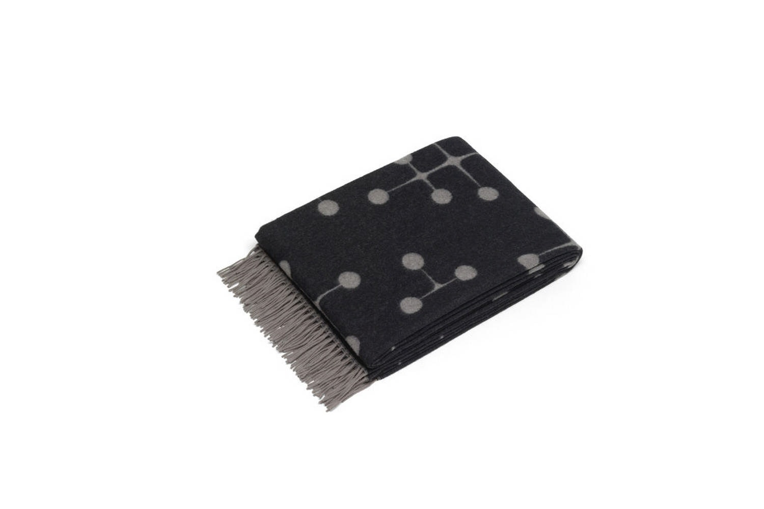 Eames Wool Blanket by Charles & Ray Eames for Vitra