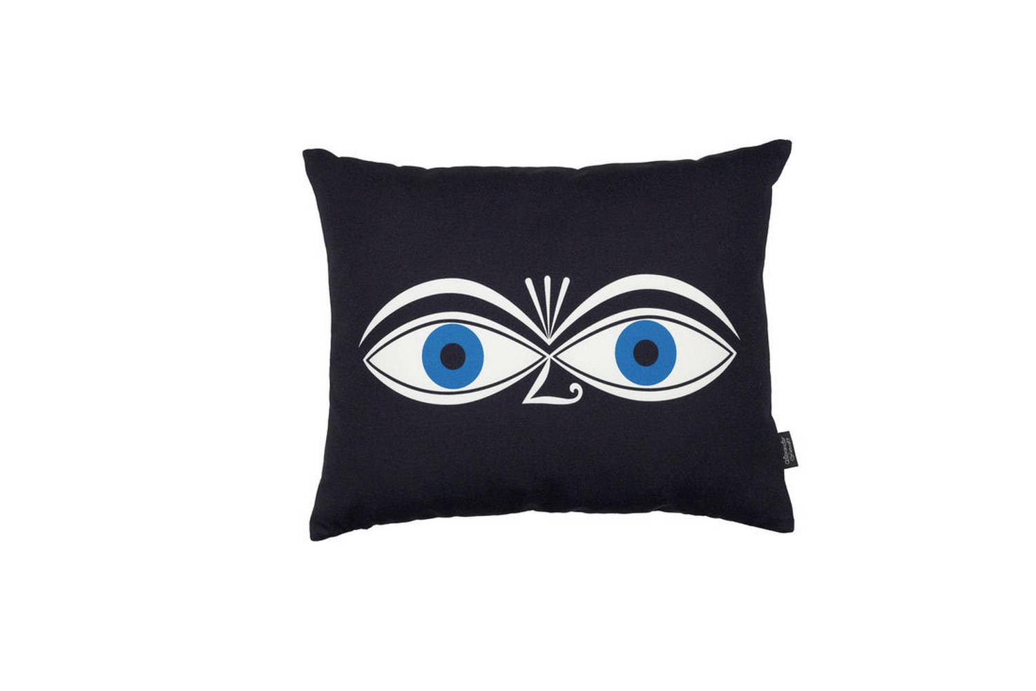 Graphic Print Pillows by Alexander Girard for Vitra