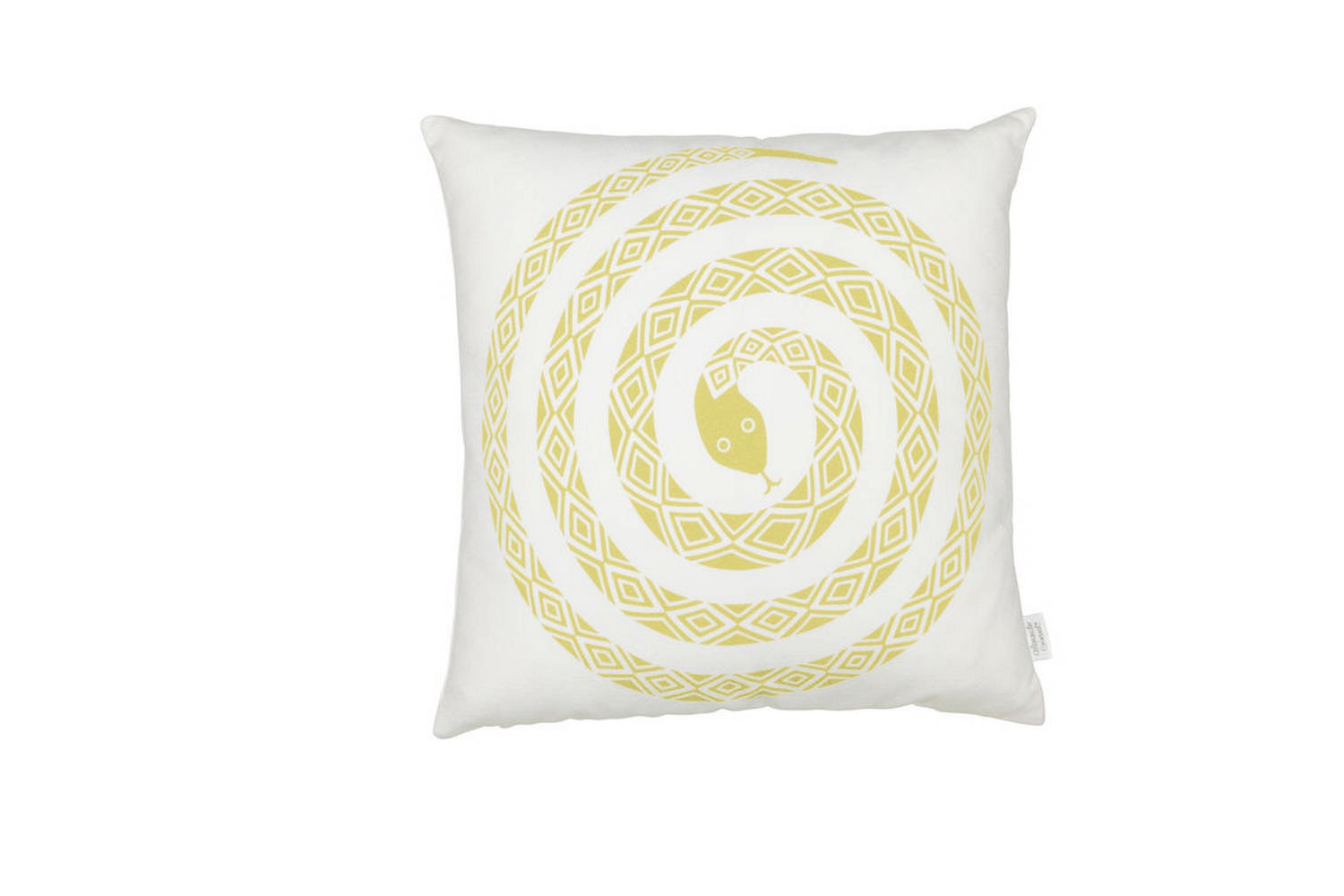 Graphic Print Pillows Square by Alexander Girard for Vitra