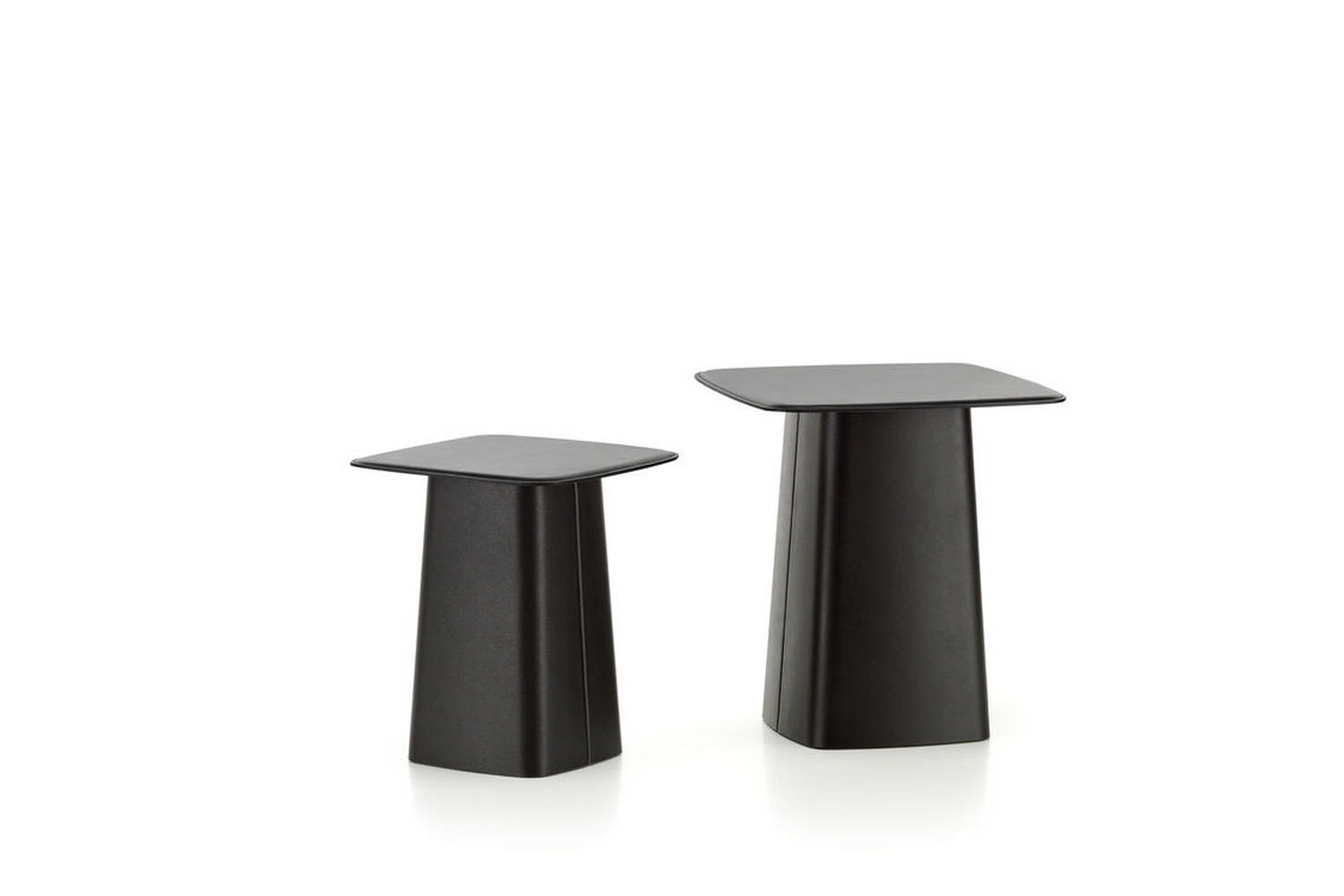 Leather Side Tables by Ronan & Erwan Bouroullec for Vitra