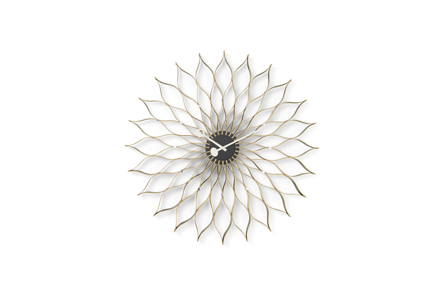 Sunflower George Furniture Nelson By Clock For VitraSpace ulcKF1J35T