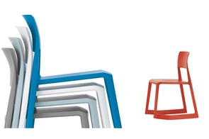 Tip Ton Chair by Edward Barber & Jay Osgerby for Vitra