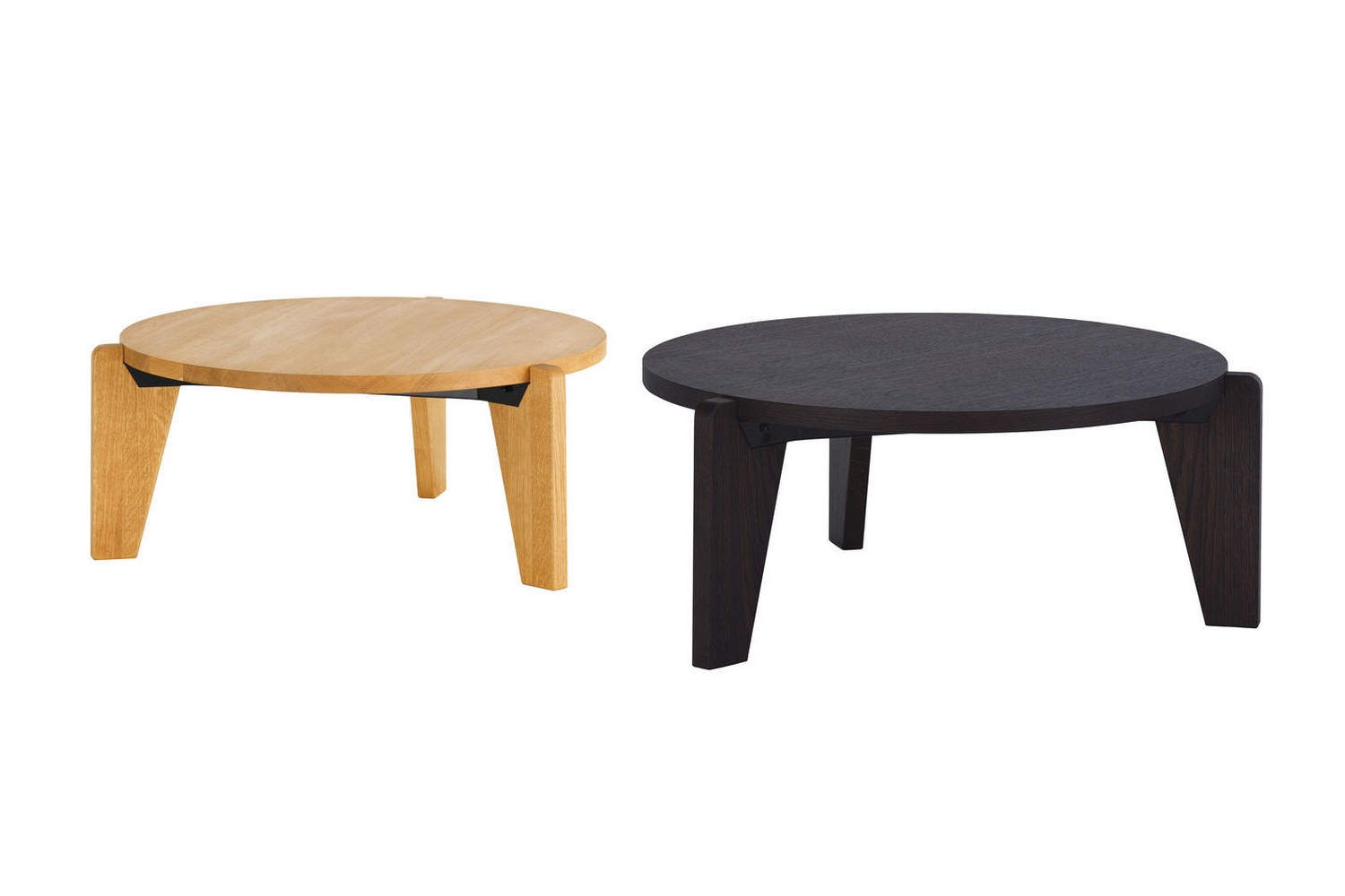 Gueridon Bas Coffee Table by Jean Prouve for Vitra