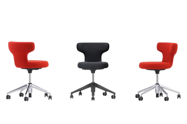 Pivot Stool Chair by Antonio Citterio for Vitra