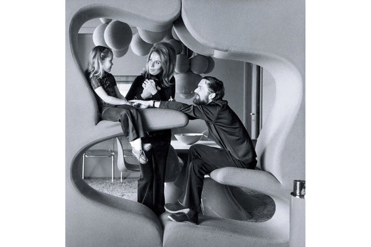 Living Tower by Verner Panton for Vitra | Space Furniture