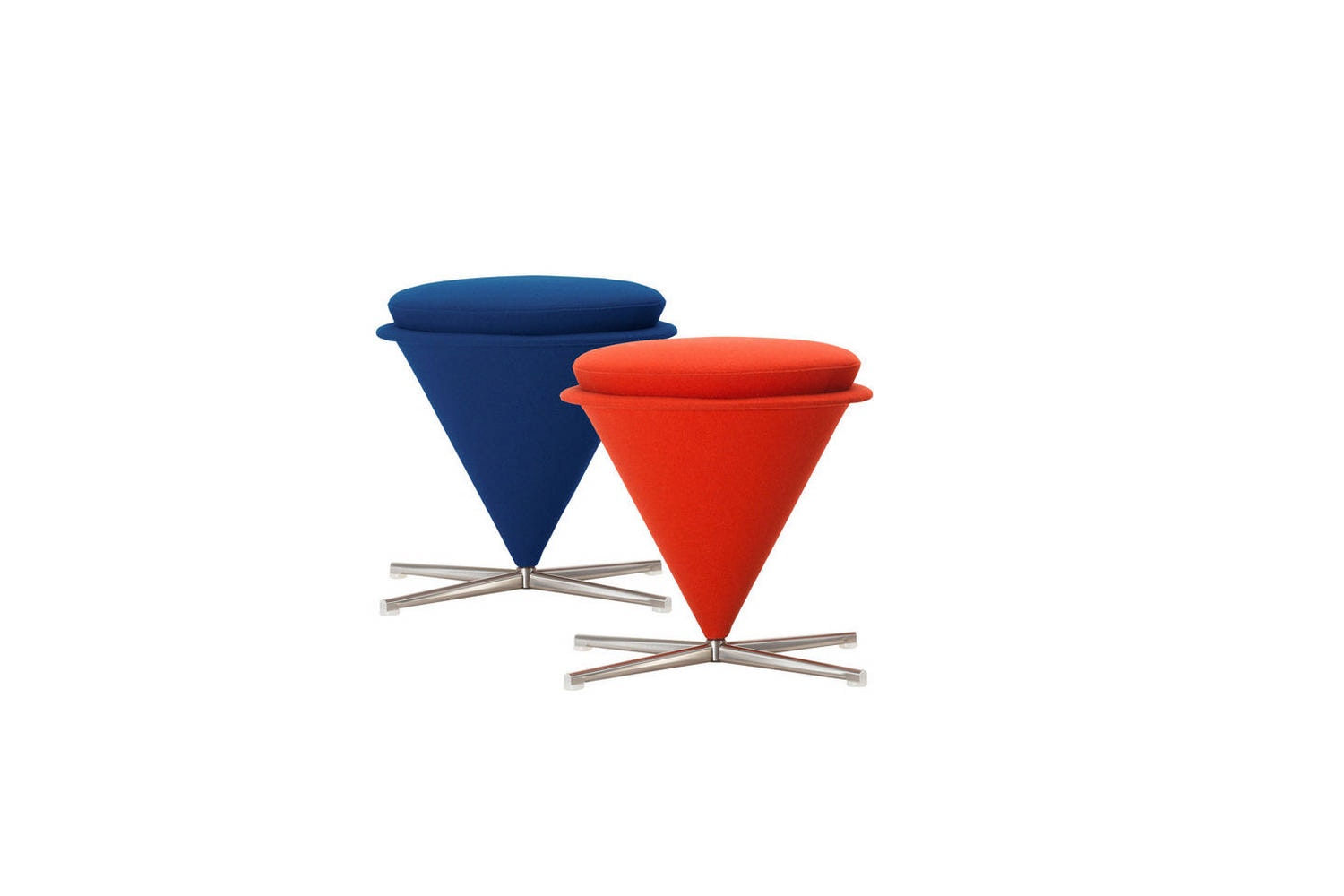 Cone Stool by Verner Panton for Vitra