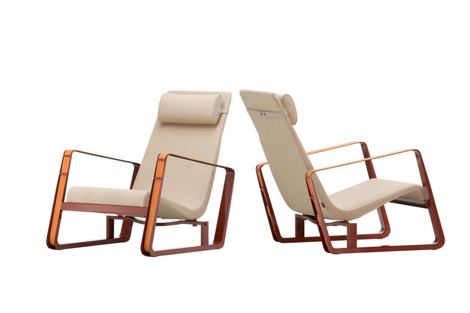 Cite Armchair By Jean Prouve For Vitra Space Furniture