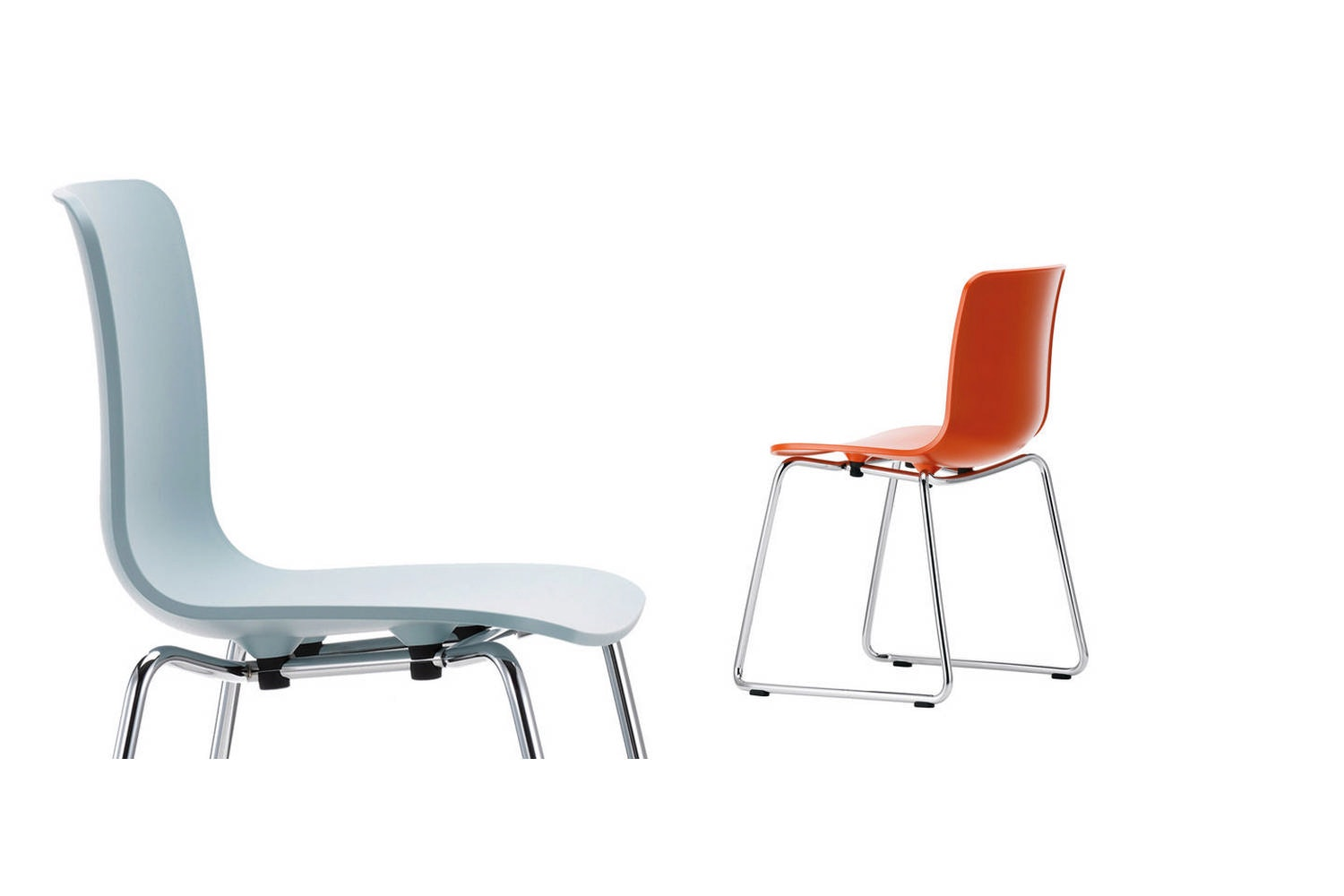 HAL Sledge Chair by Jasper Morrison for Vitra