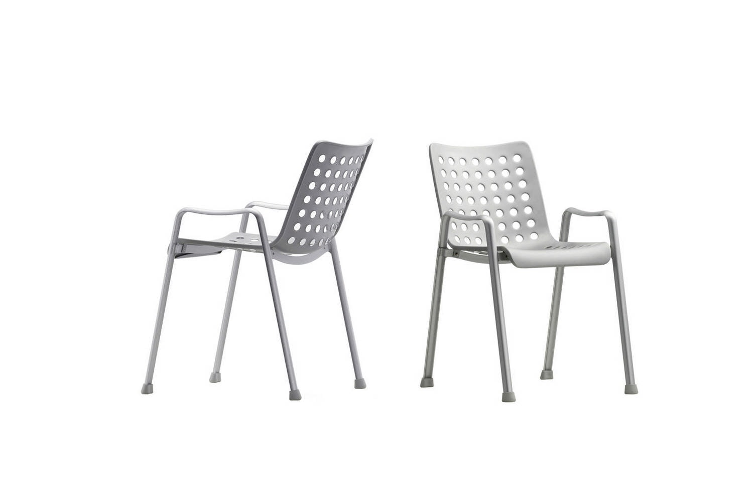 Landi Chair by Hans Coray for Vitra