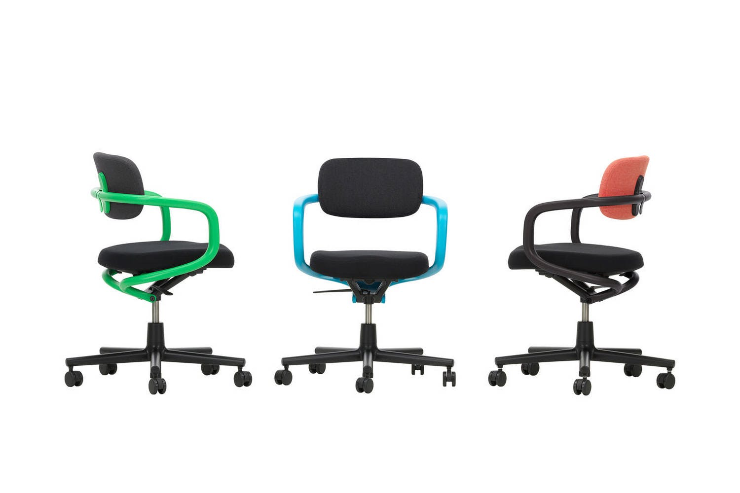 Allstar Swivel Chair By Konstantin Grcic For Vitra Space Furniture