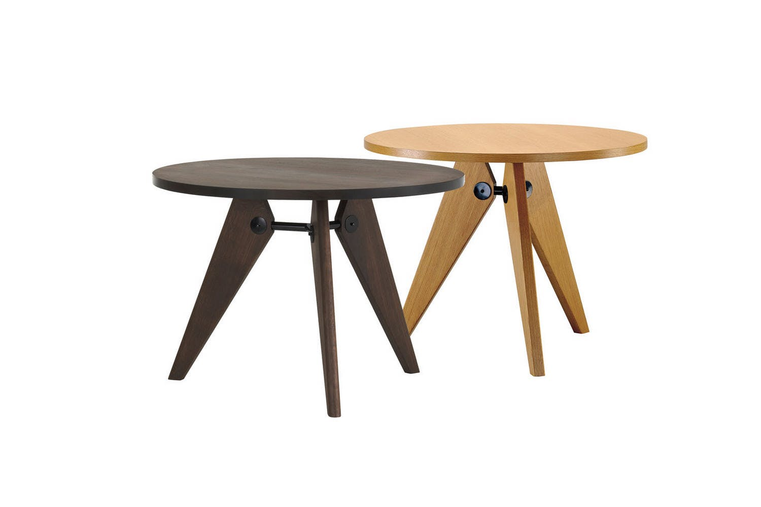 gueridon table by jean prouve for vitra space furniture. Black Bedroom Furniture Sets. Home Design Ideas